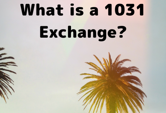 What is a 1031 Exchange